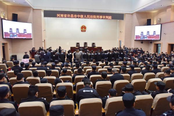 """鄢陵""""黑老大""""柴长安涉14项罪名,一审被判处无期徒刑"""