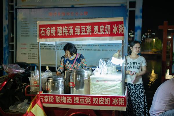 信阳女大学生卢桂枝:记录夏夜街巷中的市井生活