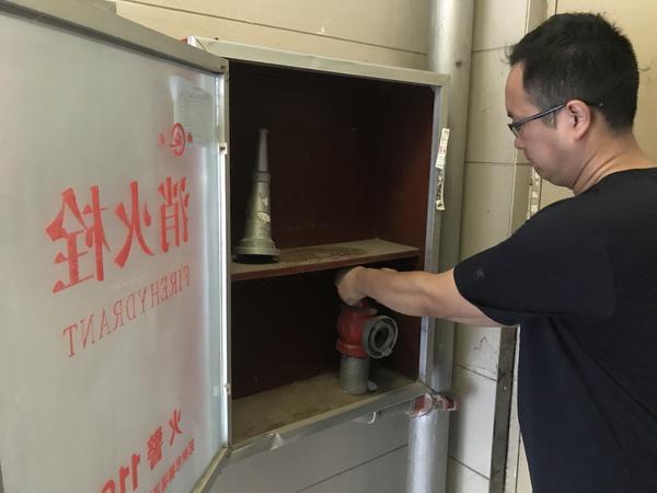 郑州福泽门小区交房11年消防系统瘫痪,业主:到底谁动了我的消防?