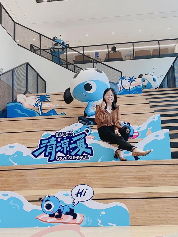 从北京回到河南 济源姑娘帮家乡三个城市提升公交数字化水平