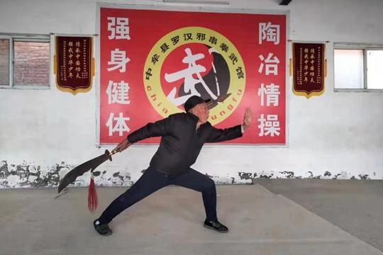 """《【摩登4在线平台】中牟非遗:传统武术""""罗汉拳""""在黄河岸边薪火相传》"""