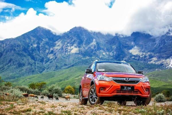比亚迪新能源车2月销量创同期新高
