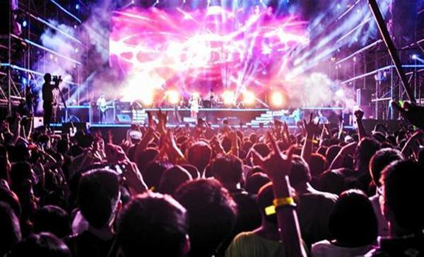 音乐节现场2