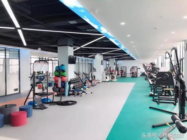 """让生命延续20年!河南省直第三人民医院医学运动训练部开""""练""""啦"""