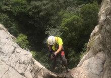 """巩义男子带亲属去""""探险""""被困嵩山,22小时后救援人员成功营救"""