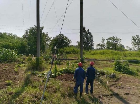 巡视涉考输电线路