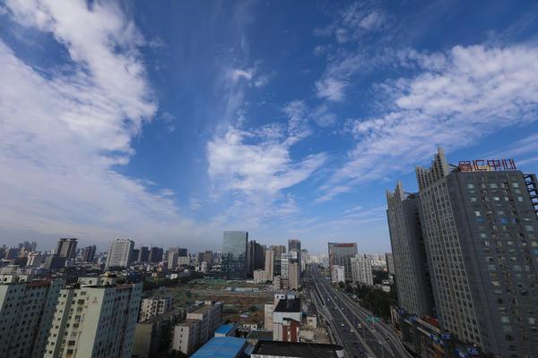 【大河网景】立秋刚过 郑州的天空竟如此养眼