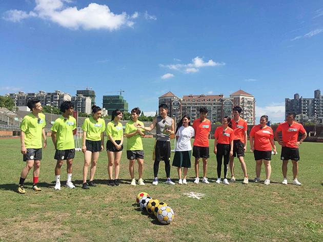 ss《球球你,动出彩》上海站录制现场