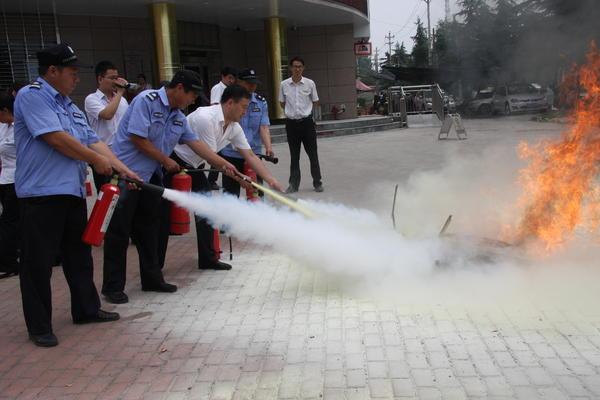 消防演练2