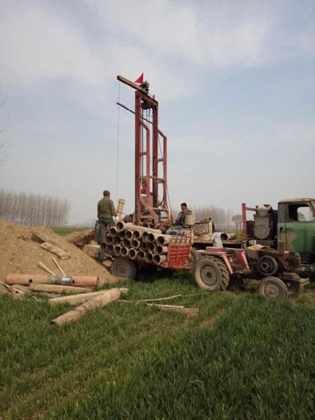 补充耕地项目打井