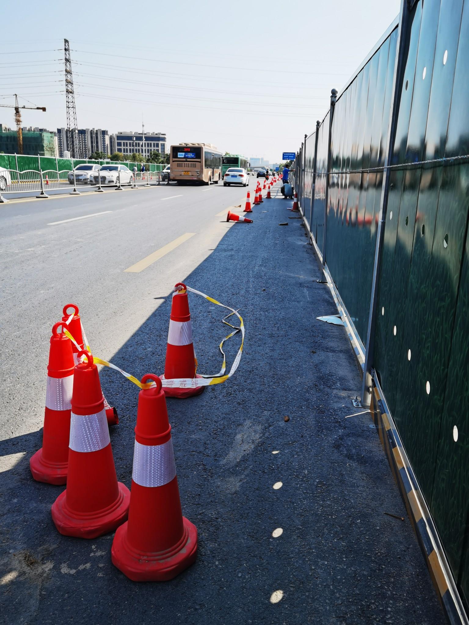 郑州花园路贾鲁河桥有施工动静了? 惠济区住建局回应!