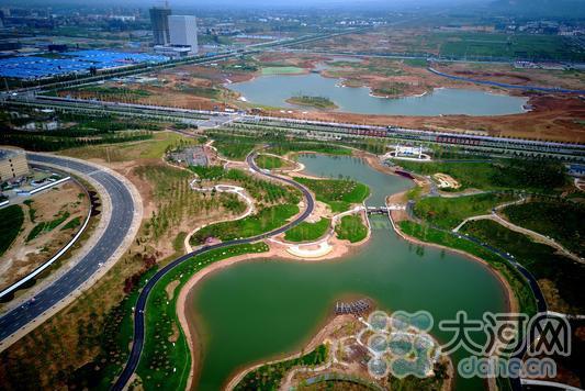 北京赛车官方投注平台:喜讯!汝州市荣获2017国家园林城市称号