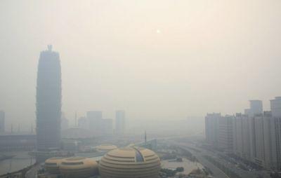 郑州加强非道路移动机械、柴油货车污染管控