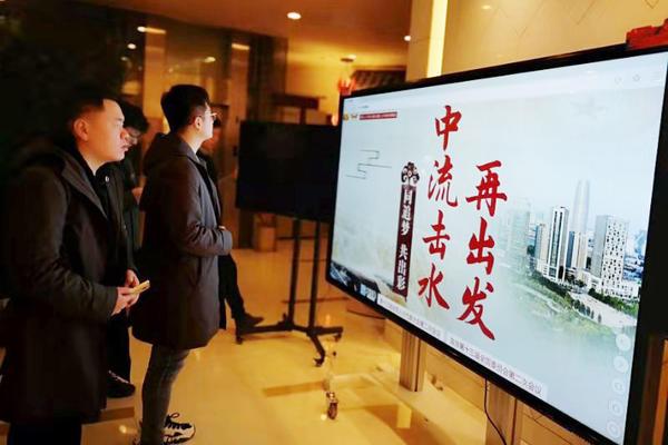 【两会时间】河南人大融媒体全息播报引代表点赞