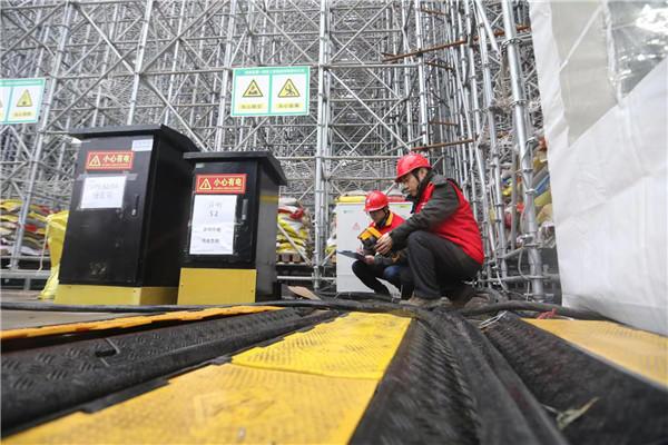 河南省电力公司严格落实各级责任 确保群众春节可靠用电