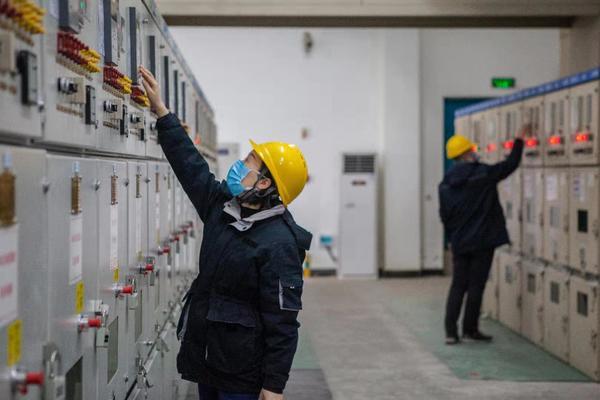 河南电力:一级应急响应!积极行动为疫情防控提供坚强电力支撑