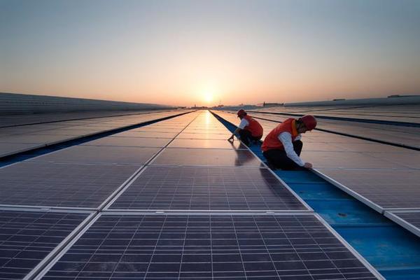 河南新能源发电首次突破千万千瓦