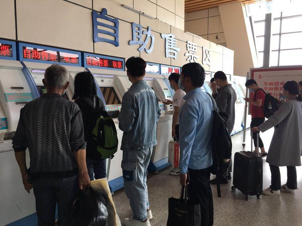 """""""五一""""出游郑州汽车东站63条班线全面恢复 新增郑州至商丘大巴"""