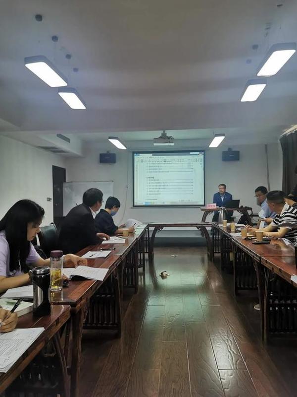 荥阳市文旅局召开创建省级全域旅游示范市业务培训会