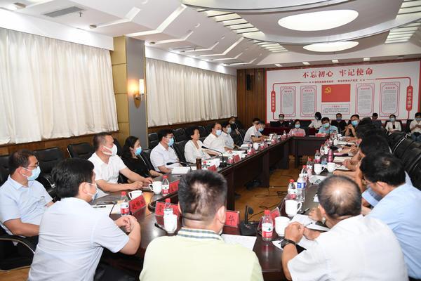 河南省人大常委会组织召开二里头文化遗址保护座谈会