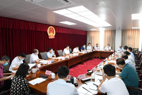 河南省人大常委会举行《河南省警务辅助人员条例(草案)》征求意见座谈会