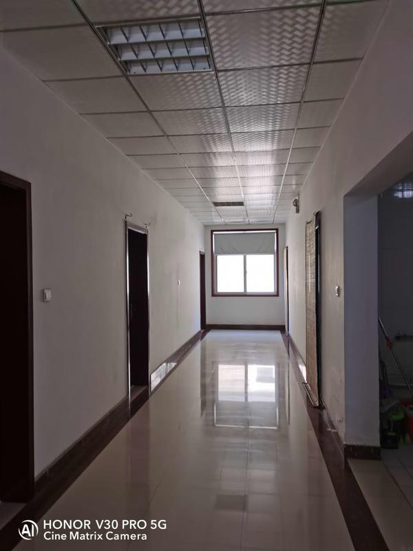 中牟县刘集镇财政所办公楼人均办公面积超过县级机关标准,大量空房在闲置