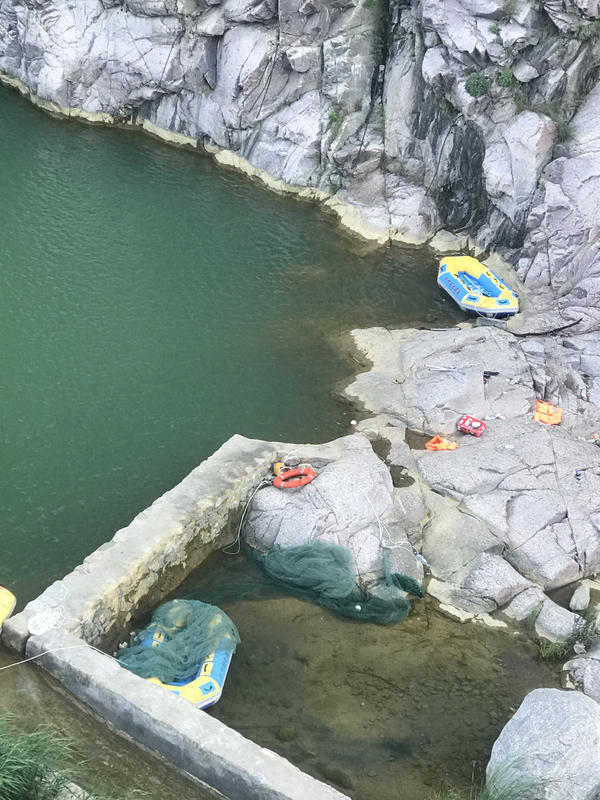 辉县水竹园漂流:36岁男子漂流时不慎溺亡  漂流园:事发时未开始营业
