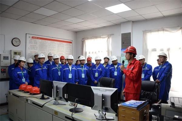 奉献绿色能源 助力地方发展 中国石化河南石油洛阳分公司圆满举办公众开放日活动