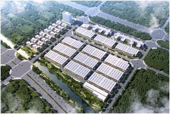 《【摩登4平台网址】郑州装备产业园:绘郑西产业发展蓝图 筑制造业转型升级高地》