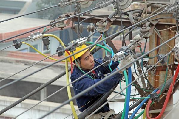 河南省电力公司加快推进全省老旧小区电力设施改造