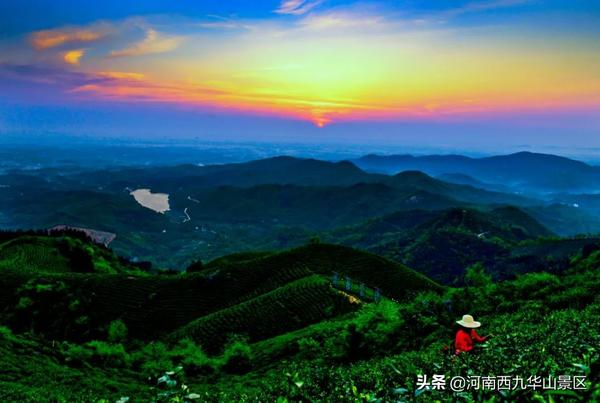 """西九华山景区荣获""""河南避暑旅游目的地""""称号"""
