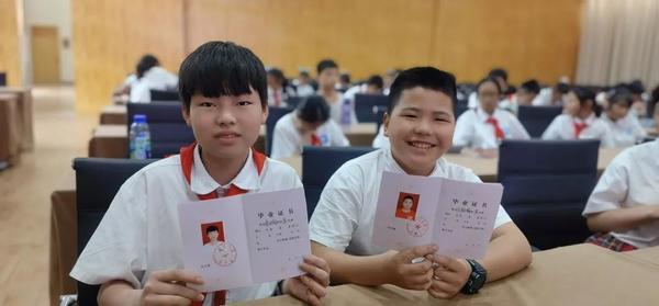 固始县第十三小学西九华山毕业之旅研学活动成功举办