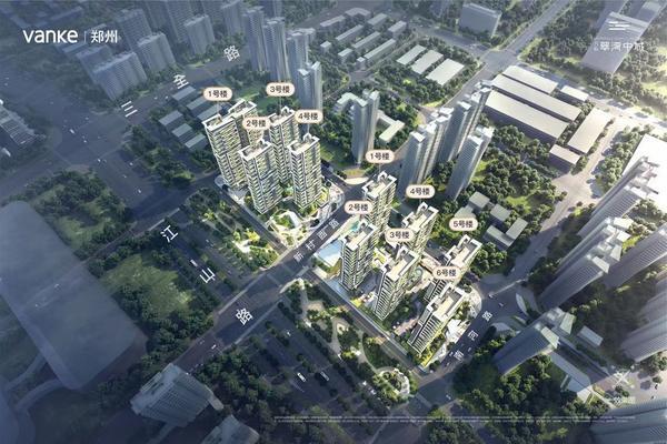 万科翠湾中城