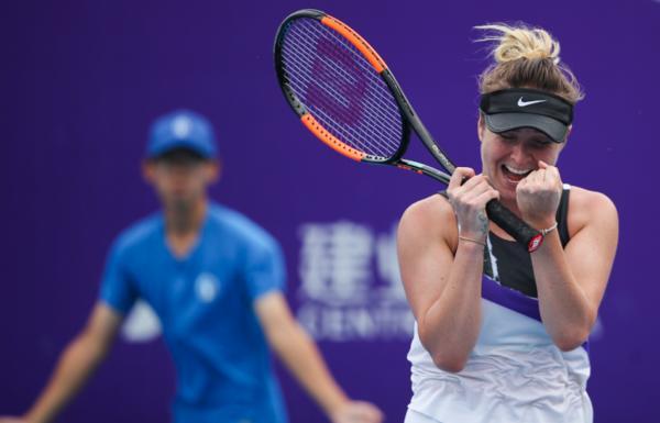 郑州网球公开赛四强出炉郑赛赛止步八强