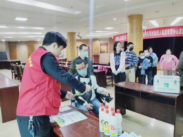 郑州中医骨伤病医院联合郑州公交四公司开展志愿服务活动