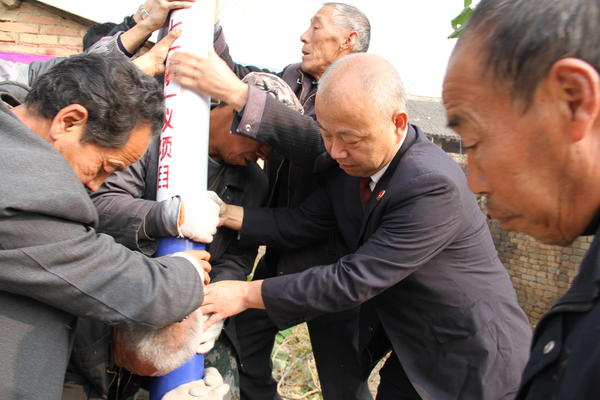 澳门赌博送彩金网:陕州区检察:让光明照亮乡村路