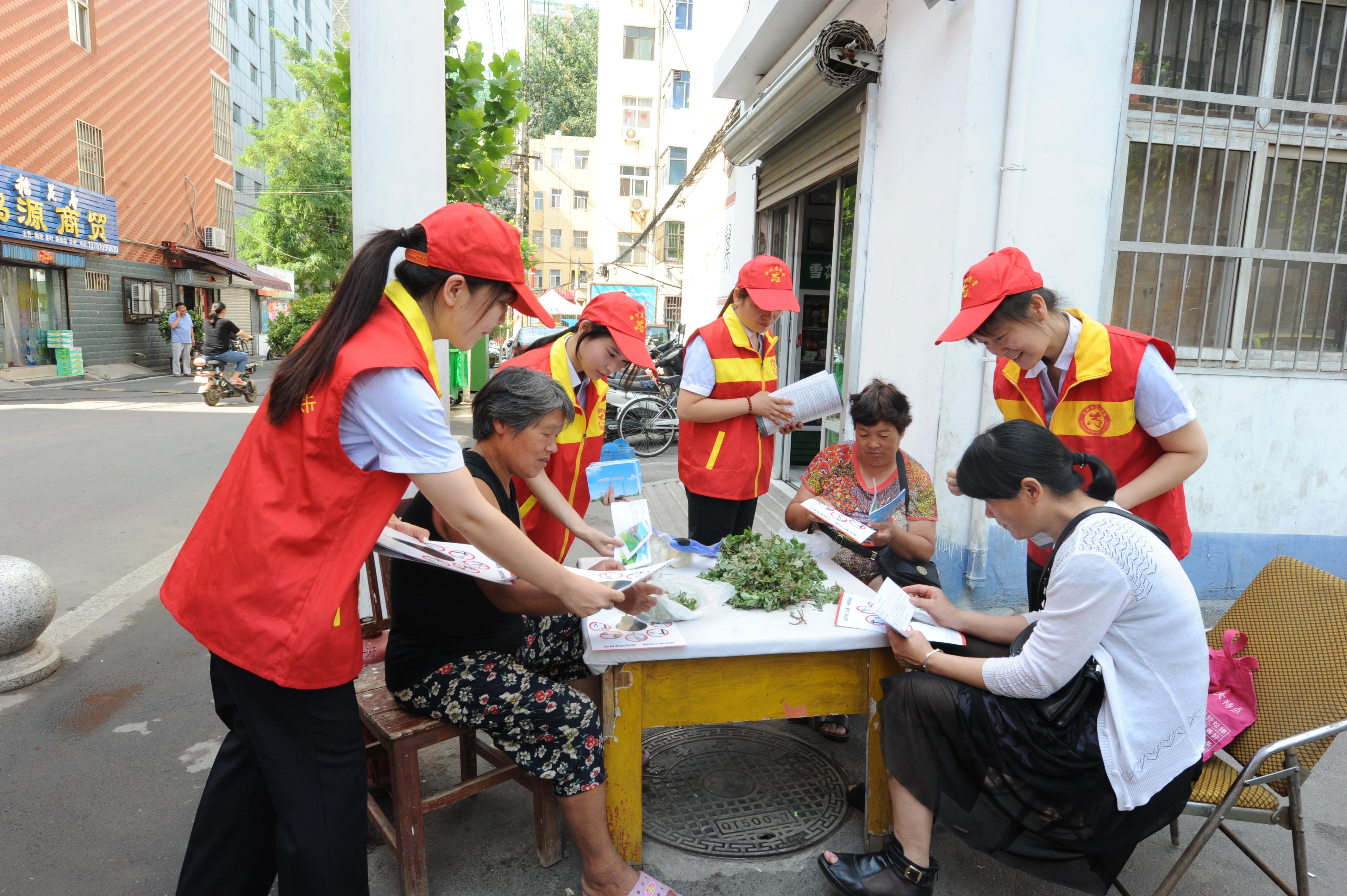 汝州市供电公司:安全节约绿色用电进社区